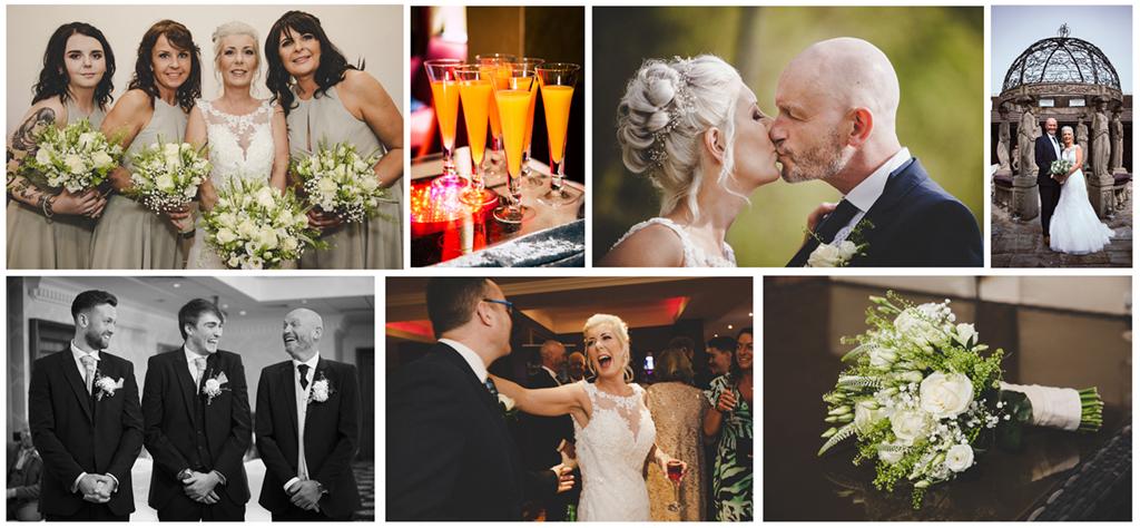 Hallmark Hotel Wedding Photographer 1