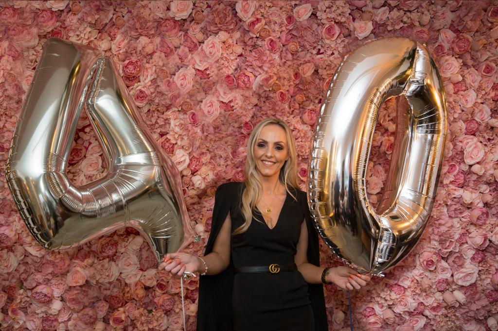 Michelle's 40th Birthday